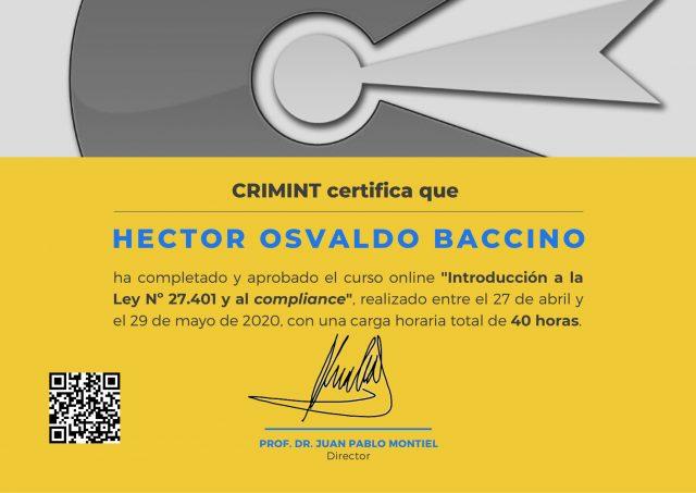 HECTOR-Baccino