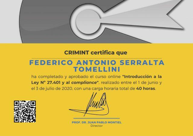 Certificado-Serralta
