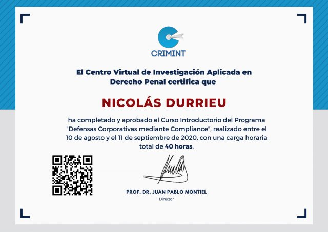 Certificado-Durrieu